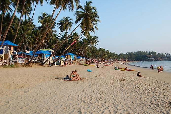 Палолем. Самый красивый пляж Гоа, изображение №4