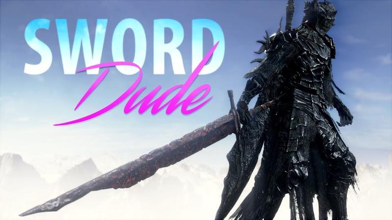 Dark Souls 3 Sword Dude