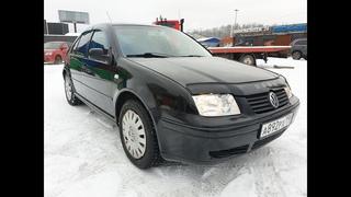 Volkswagen Jetta, 2000 IV 2.0 AT (116 л.с.)