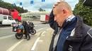 Чуть не разбились! На ходу у мотоцикла срезало спицы! Я в шоке от BMW R1200GS.