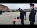 В невьянской ИК-46 сотрудникам вручены ведомственные награды в честь Дня Государственного флага РФ
