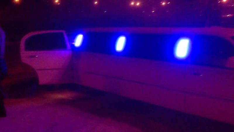 Девичник на лимузине в Тольятти