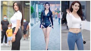 Mejores Street Fashion Tik Tok | Thời Trang Đường Phố Trung Quốc #17