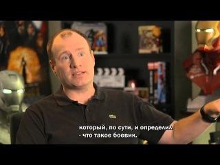 Глава Marvel Studios Кевин Файги о выборе режиссера для «Железного Человека 3»