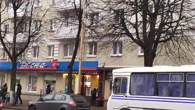 Задержание в Барановичах 22 ноября