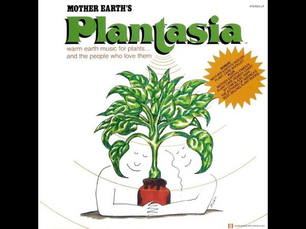 Mother Earth's Plantasia Mort Garson 1976 Full Album