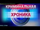190 Криминальные Хроники Документальный
