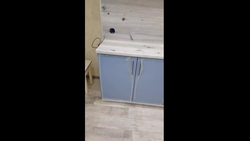 ☀️Доброго всем воскресного утра☀️Вот такая кухня поселилась в доме по ул Михайлова 9 🤚