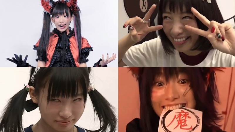 Pikarin Shiina Best of Dumbest Top Funny Faces Compilation 椎名ぴかりん