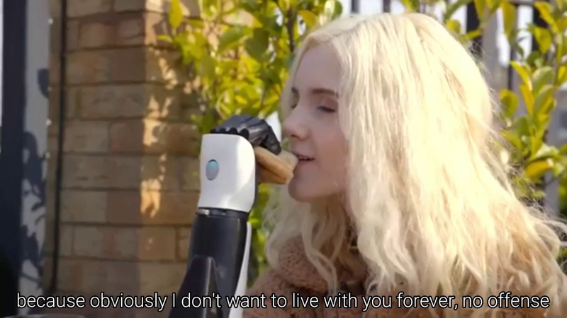 Tilly Lockey - Freedom Is A Pair Of Bionic Arms (BBC Ideas)