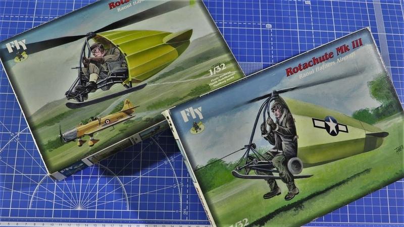 Обзор моделей автожиров Rotachute Mk1 Mk 3 вертолетов H 21 Моторы для моделей светодиоды и др