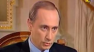 Ни одного ЛИШНЕГО слова! Молодой Путин предельно ЖЁСТКО о Чечне (2000 год)
