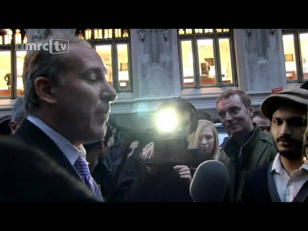 Peter Schiff NAILS Occupy Wall Street Protesters