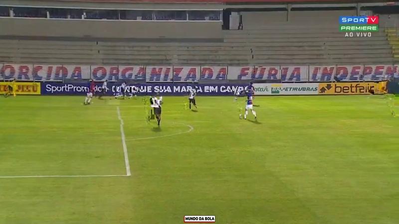 GOL DE RENAN BRESSAN Paraná 1 x 0 Ponte Preta Brasileirão Série B