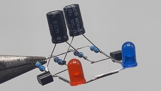 [NEW] Flip Flop LED Flasher 9V