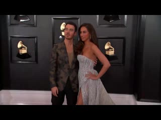 Were a sucker for the jo bros and jonas sisters at the grammys.mp4