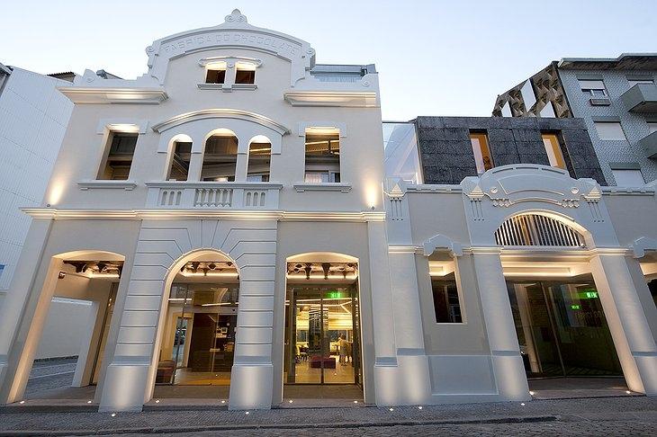 Лучшие отели мира от Soul Travel Hotel Fabrica do Chocolate (Португалия), изображение №1
