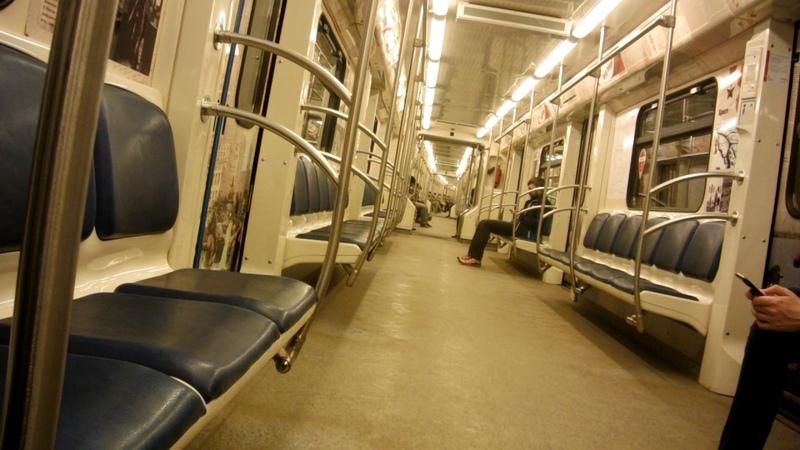 аттракцион -метро
