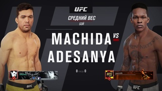 VBL 48 Middleweight Lyoto Machida vs Israel Adesanya