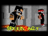 Speed Art-for MiSTiK31 and LaGGeRFeeD.(CINEMA4D)