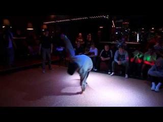 1/4(Second Round) | 3:16(Kuzma&Jerry) vs Prototype&Vakho | U. F. LilyBattle vol. 2