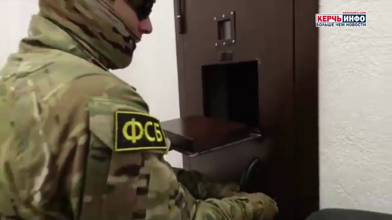 В Крыму задержали главарей запрещенной в России организации
