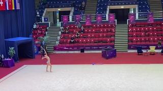 Anastasia Simakova - Ball  Irina Deleanu Cup 2021