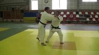 Семинар по дзюдо в Москве,Нейл Адамс,Патрик Ру,часть  on judo in Moscow,Adams,Roux,part 4.