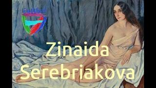 Zinaida Serebriakova (1984-1967): Classical nude oil paintings