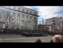 Парад победы в Мурманске