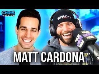 Matt Cardona on AEW & Impact debut, marrying Chelsea Green, his bachelor party plans