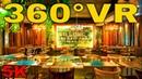 360° VR Chefs Experience Restaurant Bucharest Romania Travel Vlog Visit 5K 3D Virtual Reality HD 4K