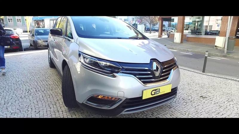 Renault Espace Dci 130 Intens Energ 7 Lugares 2016