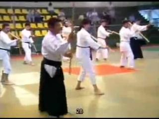 Saito Morihiro Shihan  MAY 1985 IN Osimo... - Aikido of Montclair Village, Shindo Dojo
