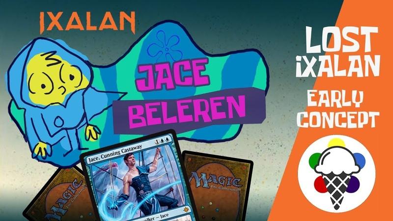 Jace Beleren on Ixalan Lore Song