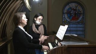 Bach - Fantasia and fugue in G minor BWV 542 - Yulia Glazkova