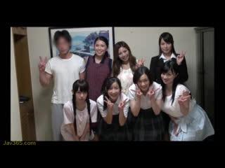 Hitomi Madoka, Matsushita Miyuki, Konishi Marie, Tsuno Miho, Ichinose Suzu, Takeuchi Makoto, Kirishima Ayako SDDE-372