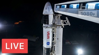 WATCH LIVE: NASA's SpaceX Crew-2 astronauts Launch to the International Space Station @05:49am ET