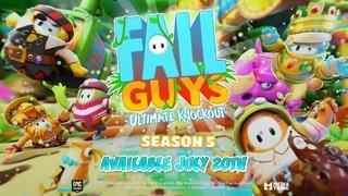 Fall Guys - Season 5 - Gameplay Trailer