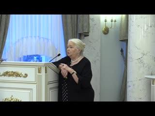 Лекция Татьяны Черниговской Т В