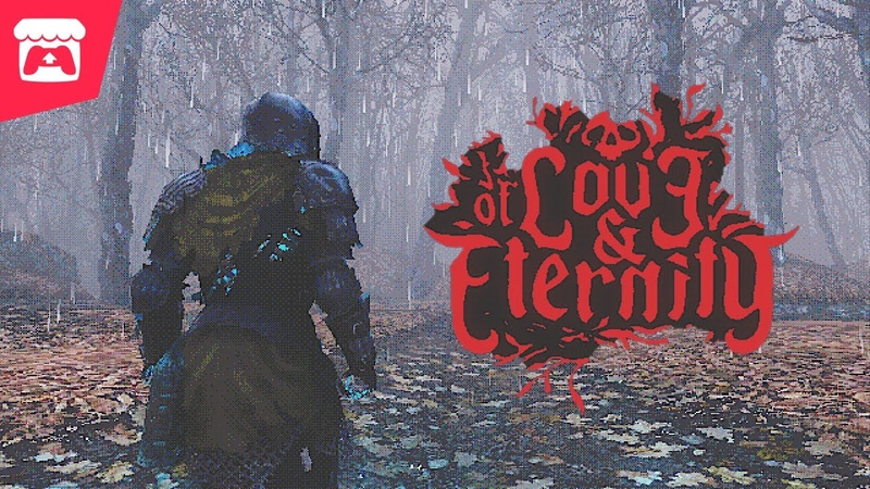 Of Love and Eternity A Soulslike adventure with gorgeous PSX style graphics