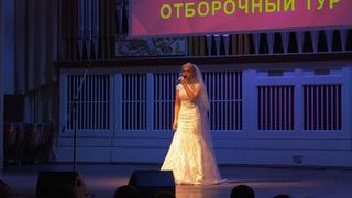 Наталья Качура - Молитва за Донбасс (2 отборочный тур Красная гвоздика 2018)
