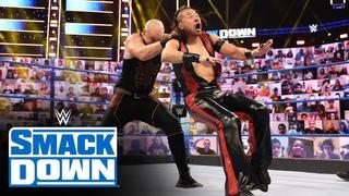 Shinsuke Nakamura vs. King Corbin: SmackDown, June 11, 2021