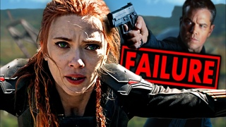 Black Widow — How to Fail at Spy Thriller | Anatomy Of A Failure