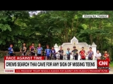 7 days in the dark How the Thailand cave search unfolded