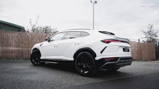Lamborghini Urus - Start Up & Sound!