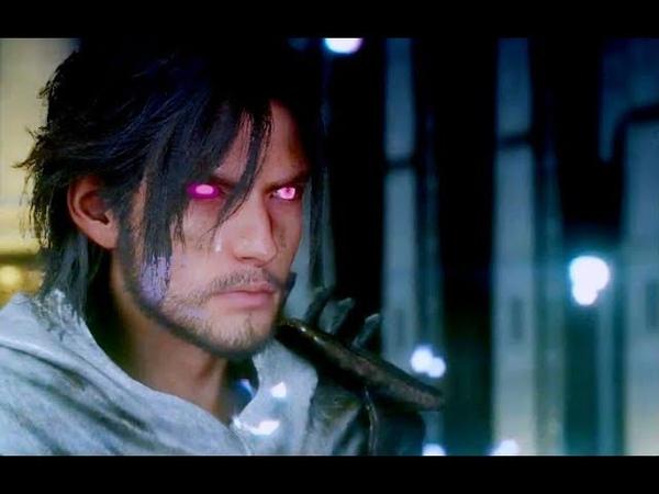 Final Fantasy XV Royal Edition Noctis enters Limit Breaker God Amiger Unleashed