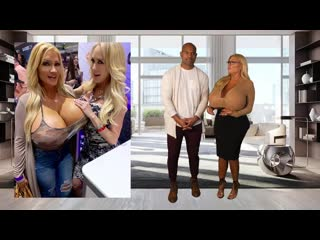 Allegra Cole - DNA Ep 4 Who Would You Rather, AVN Prequel (Big Fake Tits, Bimbo, Busty, MILF, Huge Ass, Mature, Boobs,Saline)