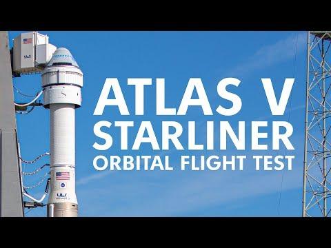 🔴Трансляция пуска Atlas V (Boeing Starliner)