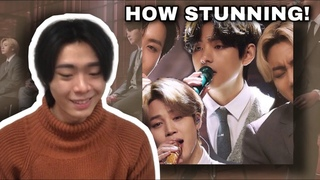 BTS (방탄소년단) - Fix You (Coldplay Cover) Live on MTV Unplugged |REACTION/REVIEW|